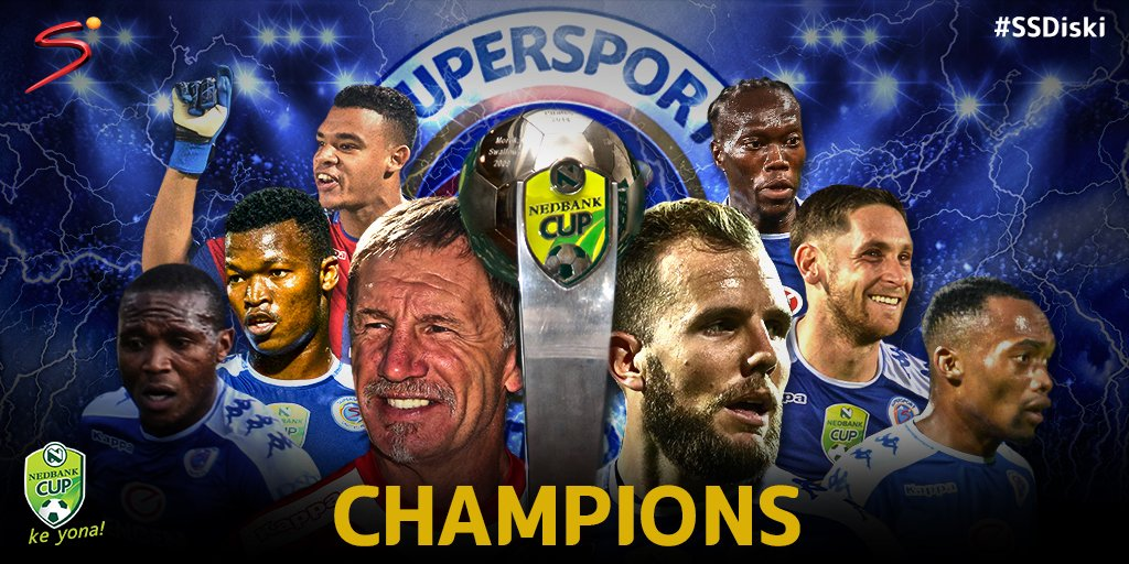 CHAMPIONS AGAIN! A comprehensive win for @SuperSportFC as they beat @O...