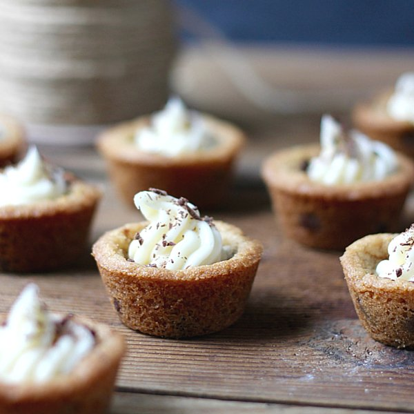 Cookie Cups never tasted this good!  https://t.co/ptqPWQTViy #dessert...