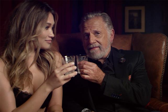 ICYMI: The Original Most Interesting Man is back -- in a tequila ad. https://t.co/oMtfsbhspr https://t.co/labuSEga9b