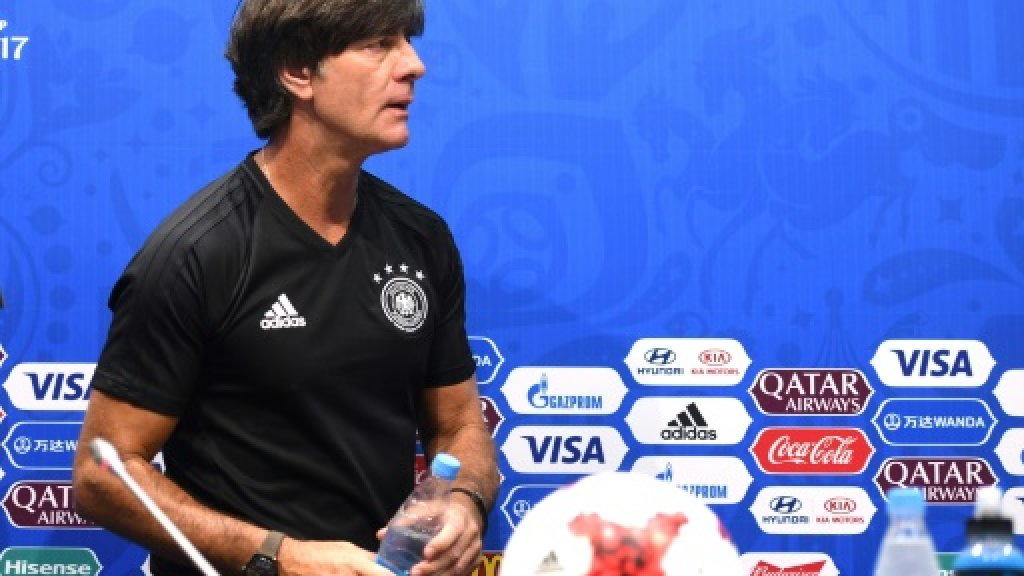 Loew looks to add to Germany's strong Confed Cup semis record https://...
