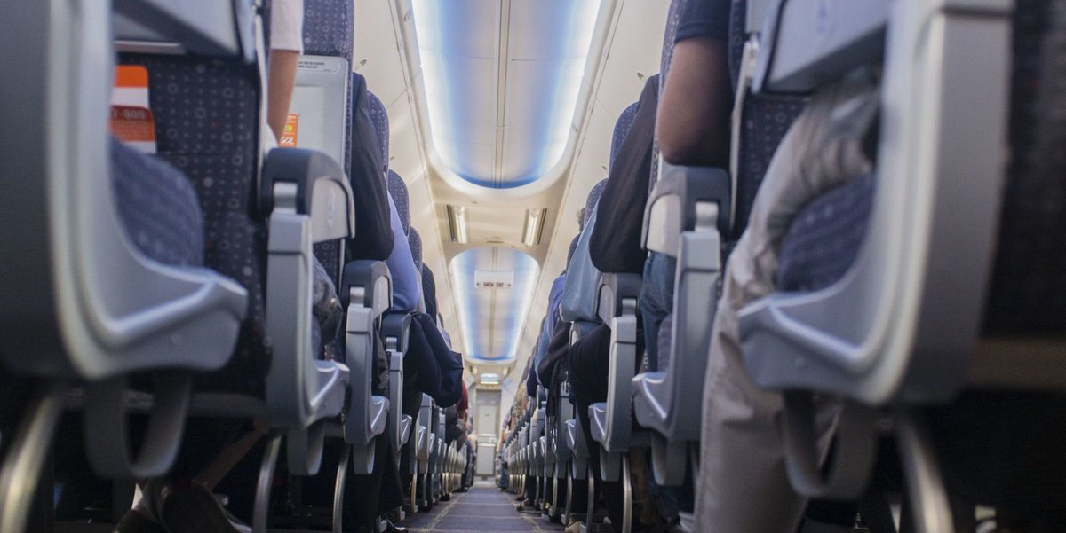 This secret button will give you more space on a plane https://t.co/ED...