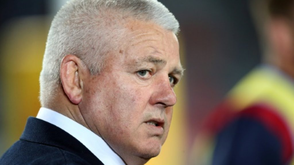 Gatland says Lions spots up for grabs after first Test flop https://t....