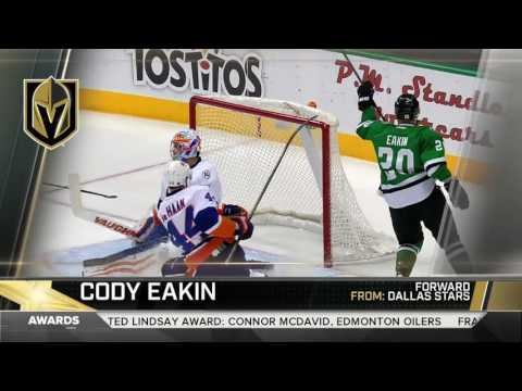 The Las Vegas Golden Knights Make First Draft Picks in The NHL. (HD)...