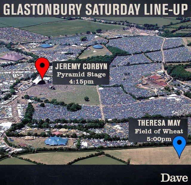 Sad to miss this at #Glastonbury2017 tonight  (via @RobAKemp1966) https://t.co/DVNm25rcIA