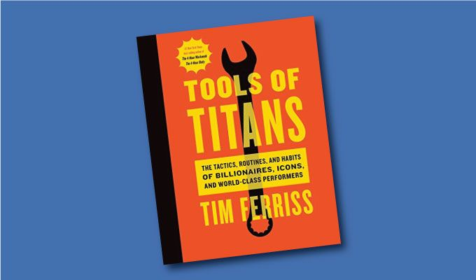 Here are some of @kevin2kelly's favorite excerpts from Tool of Titans...