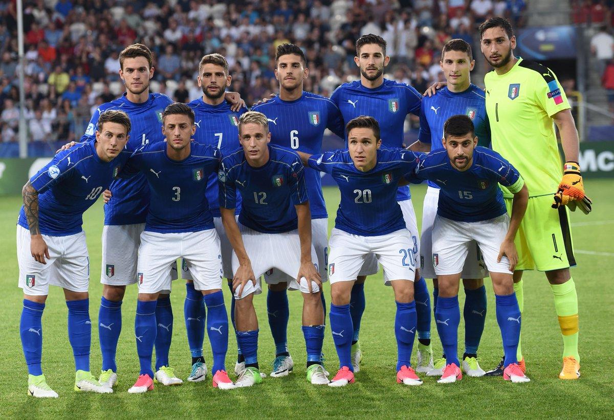 🇨🇿 U21 2-4 🇩🇰 U21 🇮🇹 U21 1 - 0 🇩🇪 U21  Italy win Group C, Germany qual...