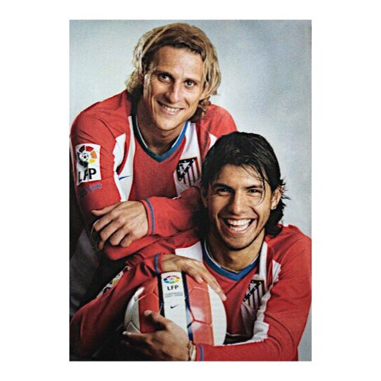 La dupla que tuvo el Atletico de Madrid. https://t.co/A2Ut94vhEM