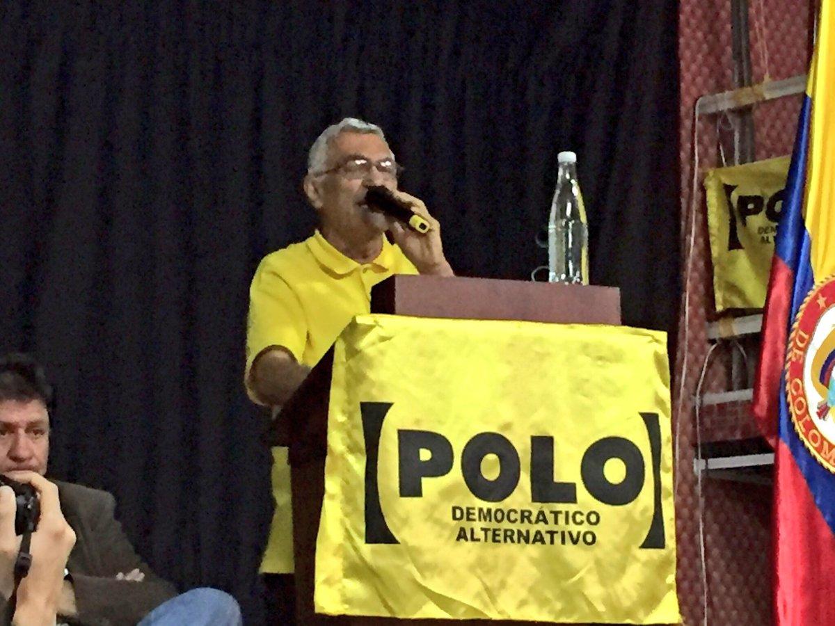 Interviene Miguel Gordillo en representación de la coordinadora del @P...