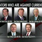 Senators who are against current GOP healthcare bill. https://t.co/gYtKOnOR3q