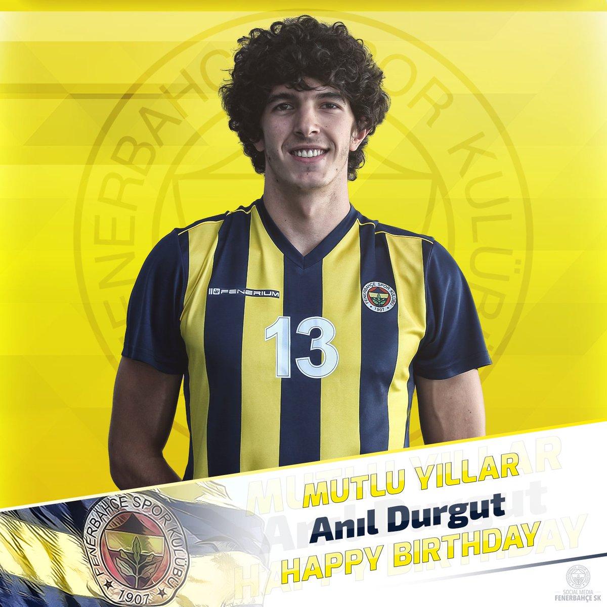 Bugün oyuncumuz Anıl Durgut'un doğum gün...