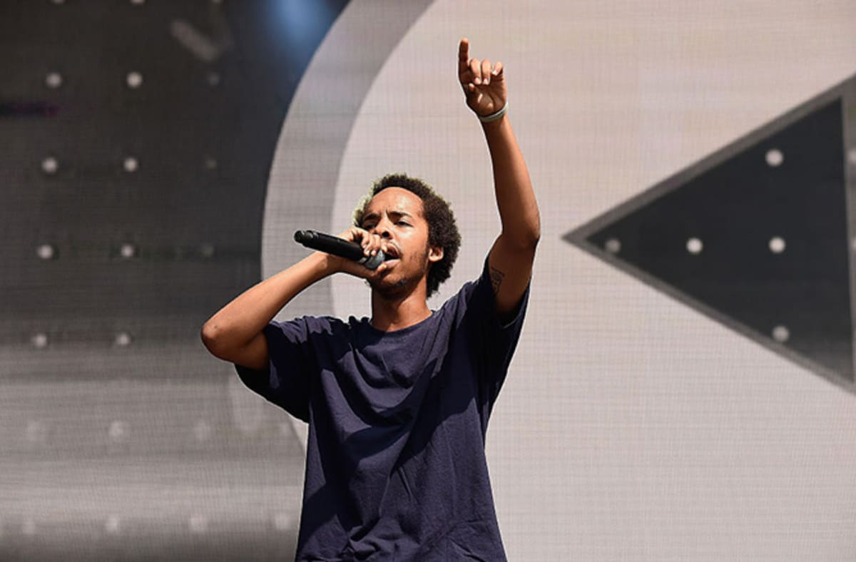 Listen to @earlxsweat perform his new song \