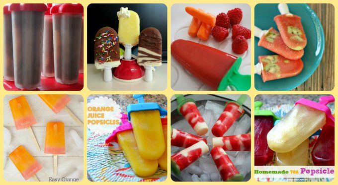 Delicious Summertime Popsicle Recipes — Life of a Southern Mom