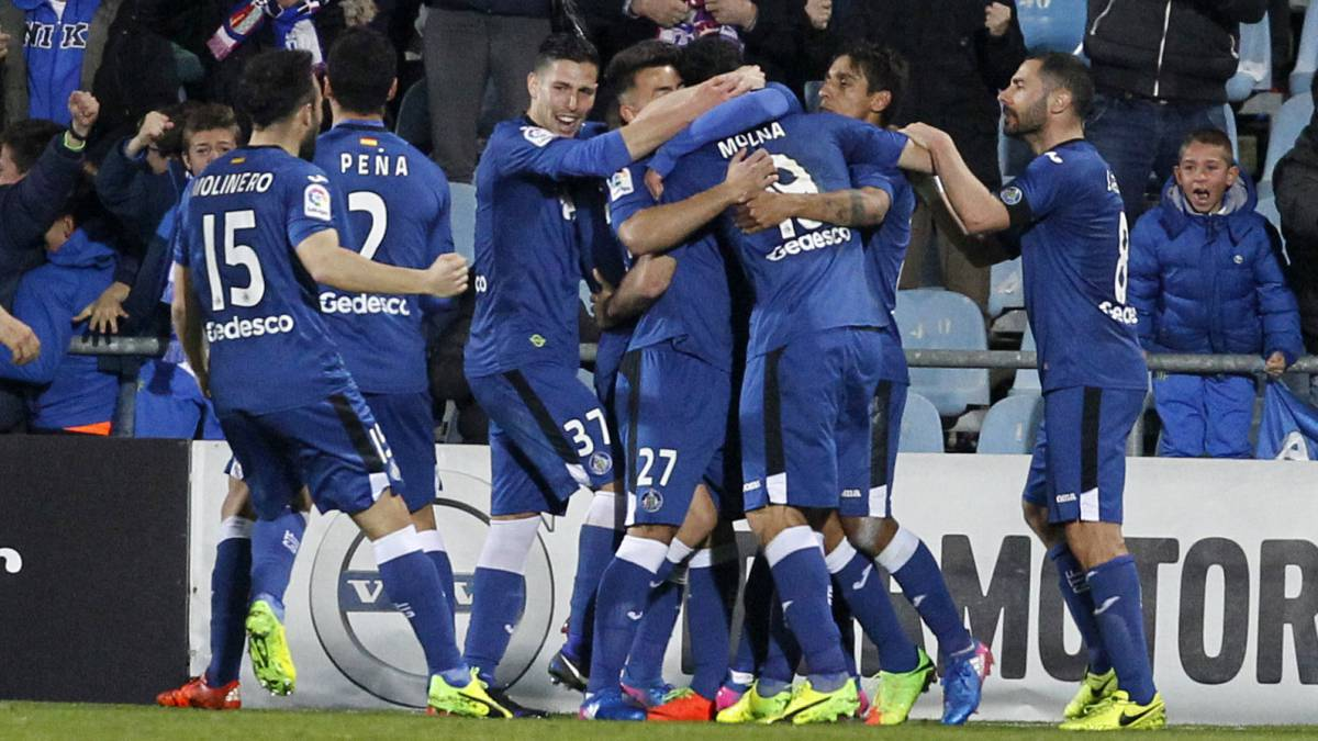 EL Getafe es equipo de Primera división!!!!  GETAFE 3-1 TENERIFE  Enho...
