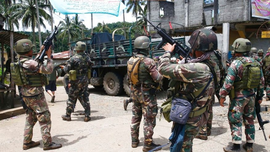 Philippine troops declare 8-hour cease-fire in besieged city #FoxNewsWorld  https://t.co/Pqw70VcWtX