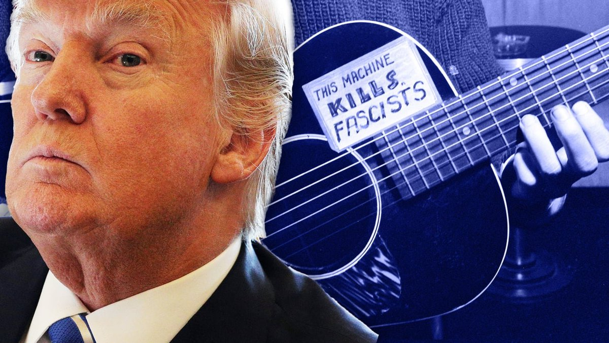The least likely anti-Trump protest songs https://t.co/4RhUKySmTW