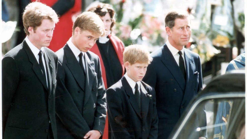 Prince Harry is still haunted by memories of Princess Diana's funeral https://t.co/lBxlDq2ox6