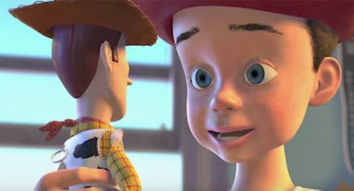 The story of Andy\'s dad in \'Toy Story\' is almost too sad to believe.