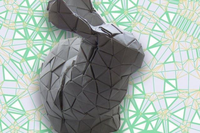 Algorithm generates optimal origami folding patterns for any shape https://t.co/fjRoyYOzw5 https://t.co/TOHWeNJ4Cx
