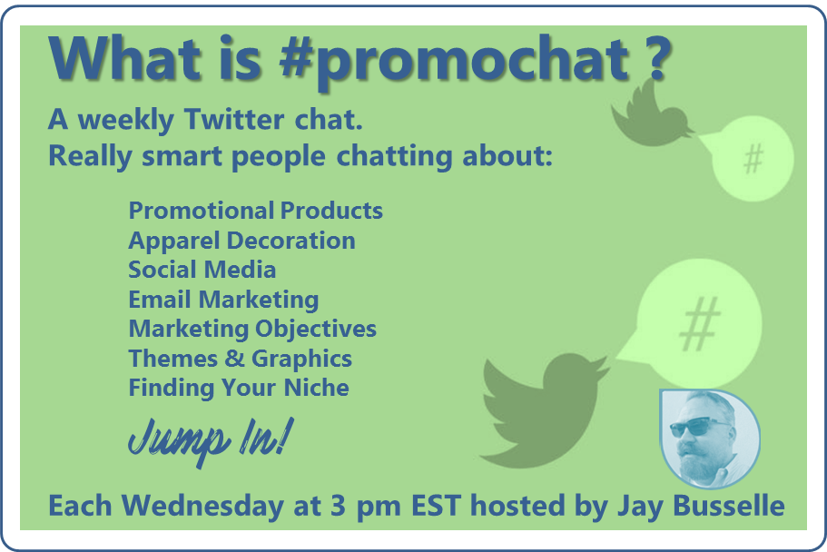 Brilliant marketers, salesreps, biz owners... chatting about #promo #apparel #marketing #socialmedia Sassy &amp; funny, jump in! Wed @ 3pm EST <br>http://pic.twitter.com/Oj0ru5ht8g