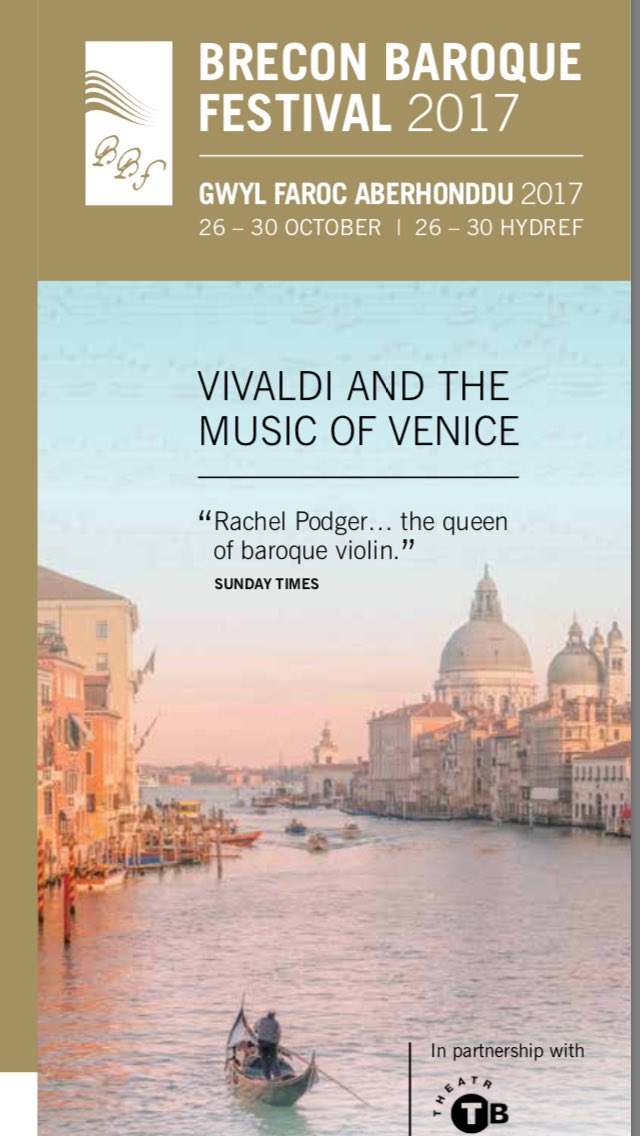 Lovely Friends &amp; Patrons party today to launch 2017 @BB_Fest @RachPodger @Brycheiniog #vivaldi #venice<br>http://pic.twitter.com/zRzucRayQs