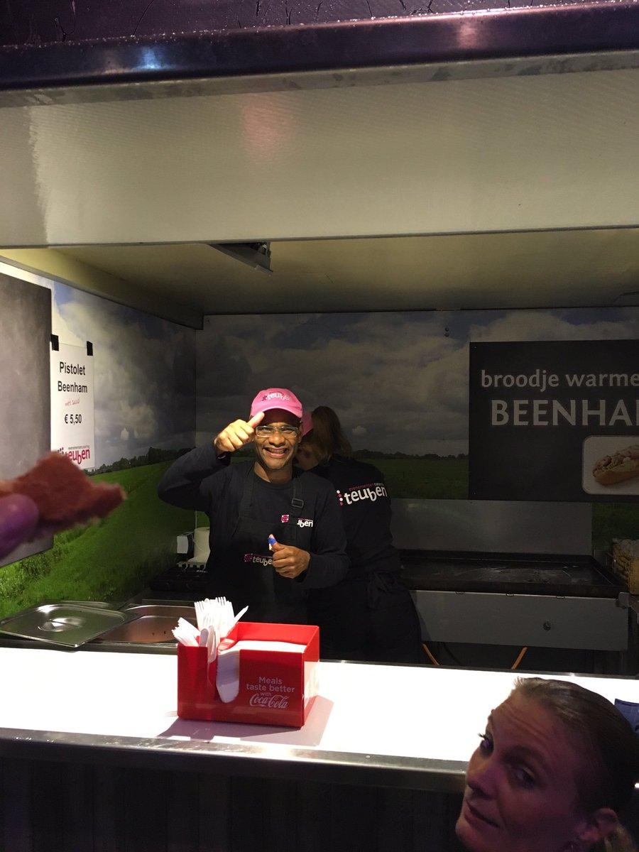 Beste broodje beenham van Assen!!!#TT2017 https://t.co/FBLsTJCFel