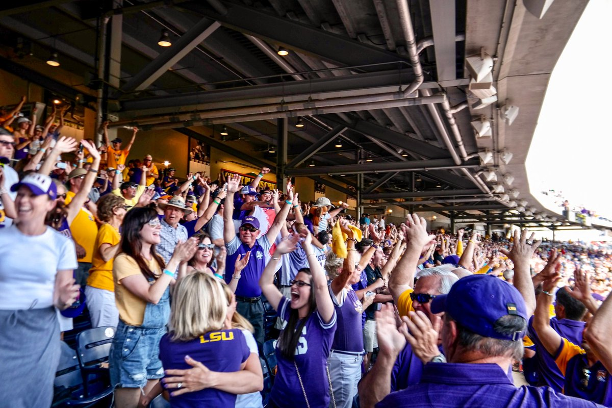 Baton Rouge North.  #GeauxTigers #CWS https://t.co/W1HWUnAHYt