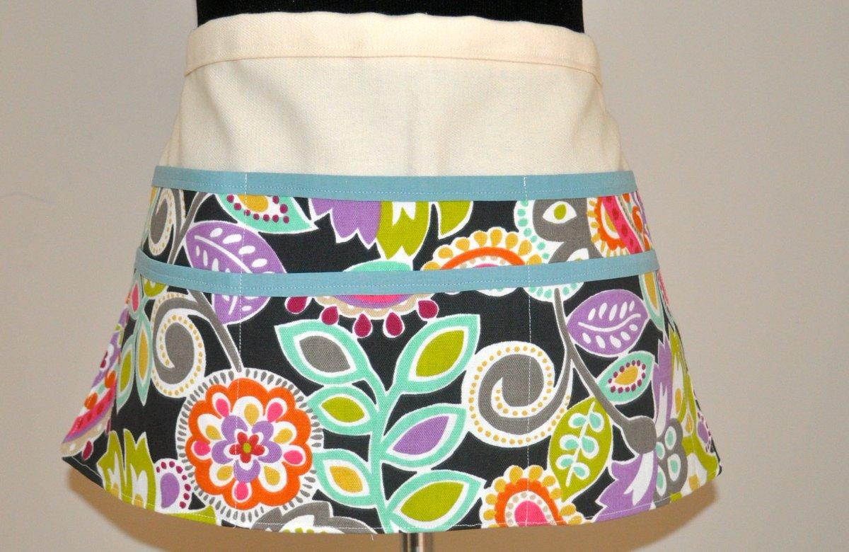 Utility Apron, Teacher apron, Gardening apron, Craft fair apro… https:...