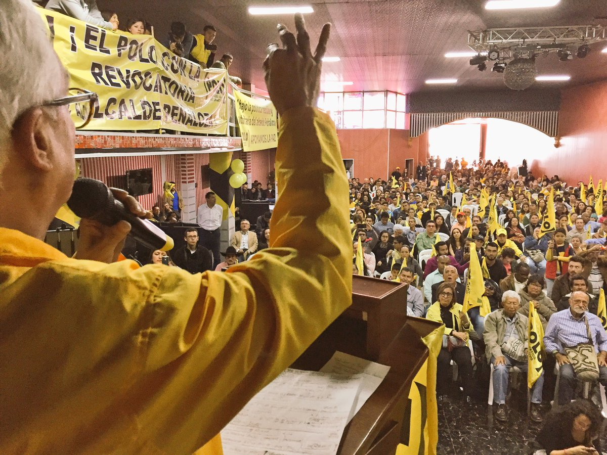 Quienes han gobernado a Colombia han convertido al país en uno de los...