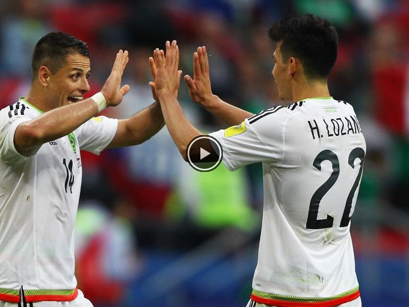 We&#39;re #Working our a**** off to win #Confederations Cup, says #Mexico star #Javier #Hernandez   http:// wp.me/p67m4w-m96  &nbsp;  <br>http://pic.twitter.com/mKj8SLesEr
