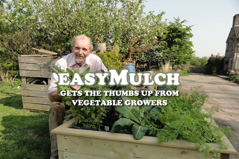 easyMulch - Gets The Thumbs Up From Vegetable Growers https://t.co/MAR...