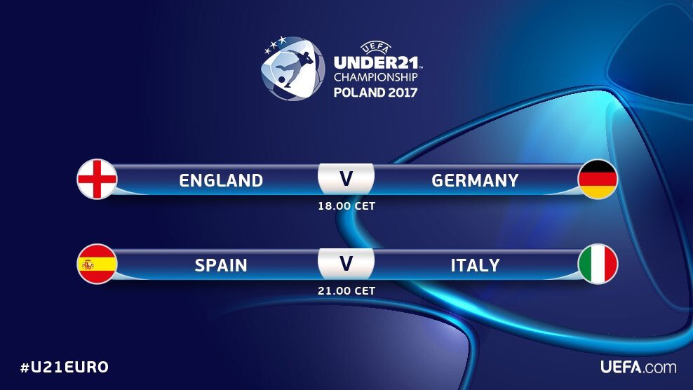 Está fraco de semifinal o Europeu Sub-21? Asensio, Berardi, Dahoud, Donnarumma, Chalobah, Saul Niguez, Max Meyer, entre outros, envolvidos..