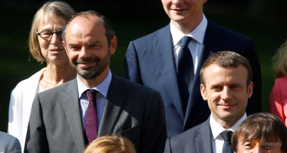 French President Macron, PM Philippe approval ratings rise - poll https://t.co/JM80TaSTBS