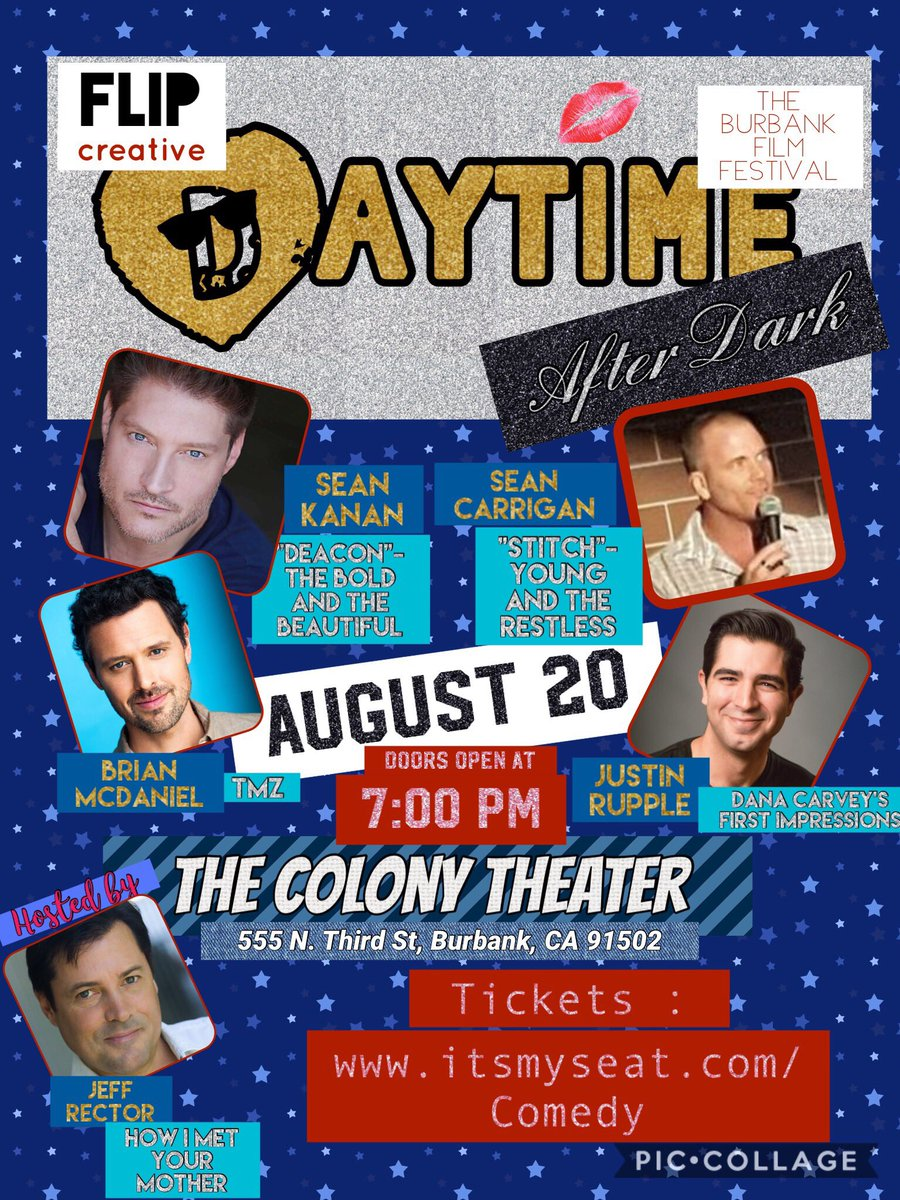 This is happening... you should be there! #YR #CBS #Comedy<br>http://pic.twitter.com/l1CjsHHHgg