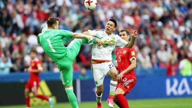 Copa das Confederações: Melhores momentos de Rússia 1 x 2 México https://t.co/hGH8PaSk17