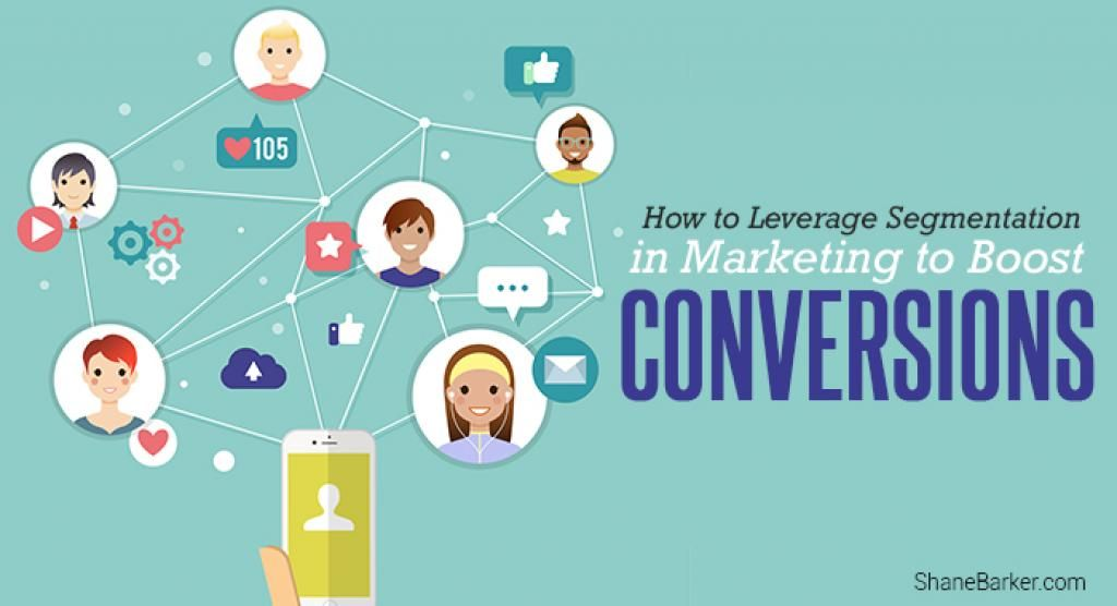 How to Boost #Conversions with Effective #Segmentation  http:// bit.ly/2rEa0G0  &nbsp;   @Shane_Barker #Marketing #ROI <br>http://pic.twitter.com/0FhCliP4tQ