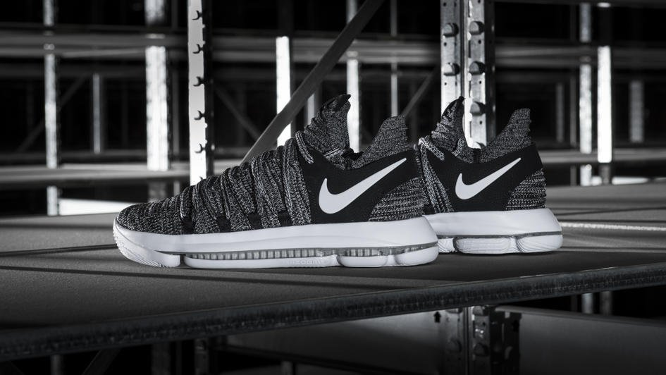MVP Worthy Style Hits The @nike KD X 'Oreo'. Grab Your Pair Next Satur...
