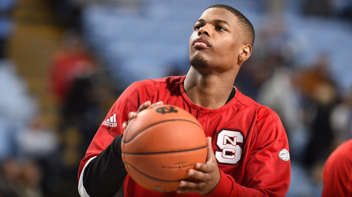 Dennis Smith Jr. will be the best player in the 2017 #NBADraft. https:...