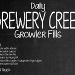 Daily Brewery Creek Growler Fills Update #craftbeer @33Acres @mainstreetbeer @Brassneckbrew @RandBBrewing @BigRockUrbanYVR @facultybrewing
