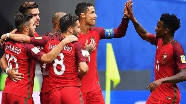 Copa das Confederações: Melhores momentos de Portugal 4 x 0 Nova Zelândia https://t.co/hqFjKD3h5f