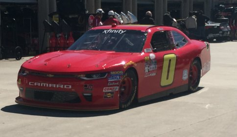 .@GarrettSmithley scored his second career @NASCAR_XFINITY Series top-10 at @iowaspeedway over the weekend!