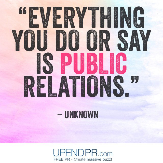 Be sure you are presenting yourself well! #PR matters!  http:// upendPR.com  &nbsp;  <br>http://pic.twitter.com/Tb0eAgoQXO