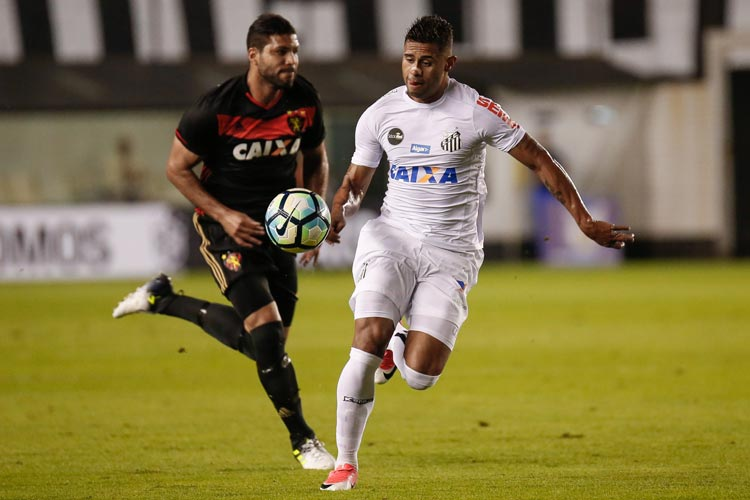 Organizado na defesa e letal no ataque, #Sport surpreende e vence o #Santos na Vila Belmiro https://t.co/6WbmBug2HM