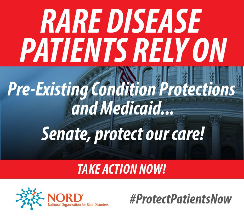 America's most vulnerable citizens [#raredisease patients] rely on good coverage. #ProtectPatientsNow VOTE NO #BCRA:  http:// bit.ly/2tBYKXL  &nbsp;  <br>http://pic.twitter.com/ugCrrI9139