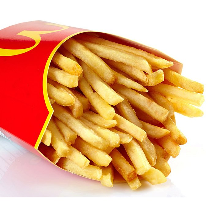 The trick to eating McDonald's French fries without damaging your body: https://t.co/Z4nINzTq7g