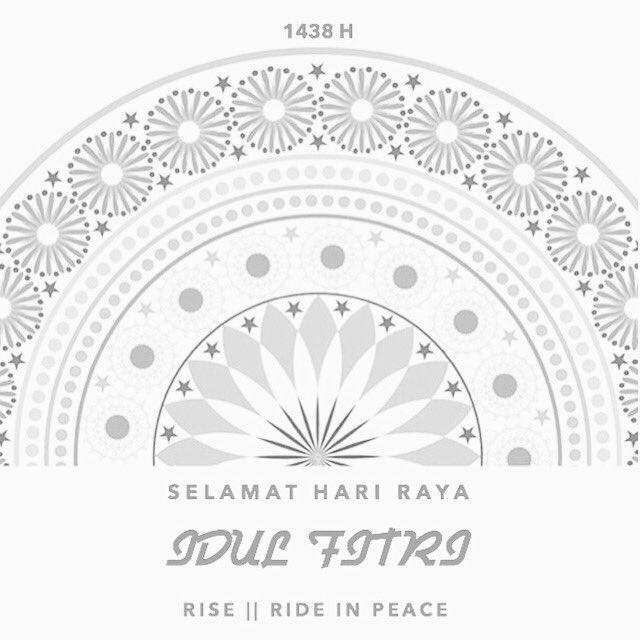 "RISE BALI On Twitter: ""Selamat Hari Raya Idul Fitri 1438 H"