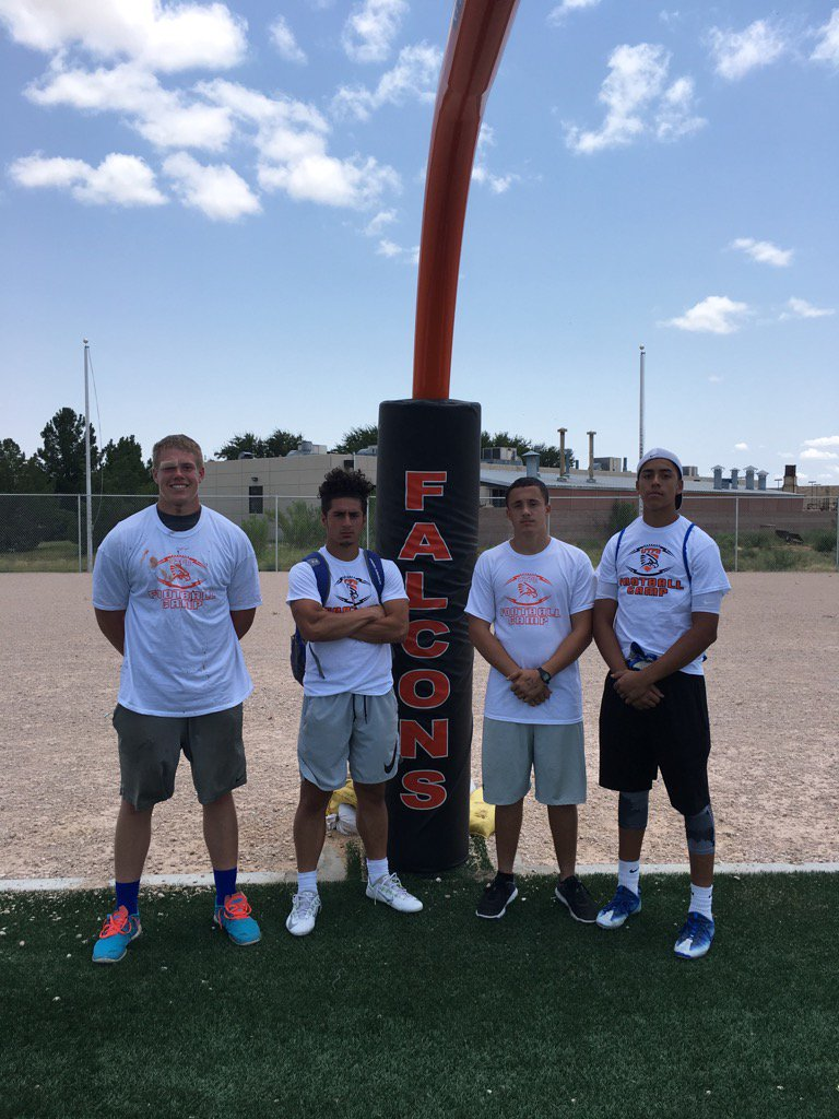 Thank you @coachcarrigan10 &amp; the UTPB coaching staff for the opportunity to get better today. First class program #FE <br>http://pic.twitter.com/71NHxPS8LE