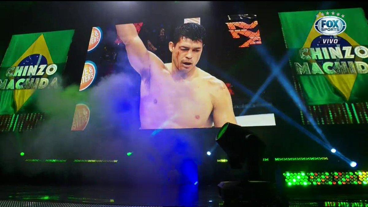 Chinzo Machida vem aí! É Brasiiiiiiiiiiiiiiiil na jaula circular do Bellator 🇧🇷👊 #WandFOXFightClub
