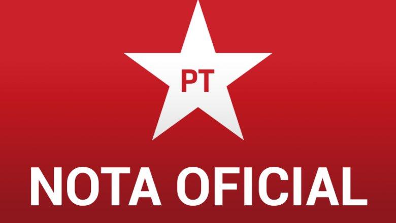 PT divulga nota oficial sobre ação policial violenta em ato contra Greca em Curitiba. https://t.co/laAx1v1JDa