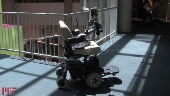 MIT 자율주행 휠체어, 자율주행차 연구 촉매될까 https://t.co/V51dqdQKdY #zdk