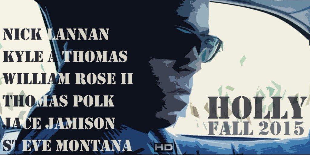 Coming Soon- HOLLY by Deshawn Hill @DeShawnHill_ ; #filmmaker #film #movie #filmmaker
